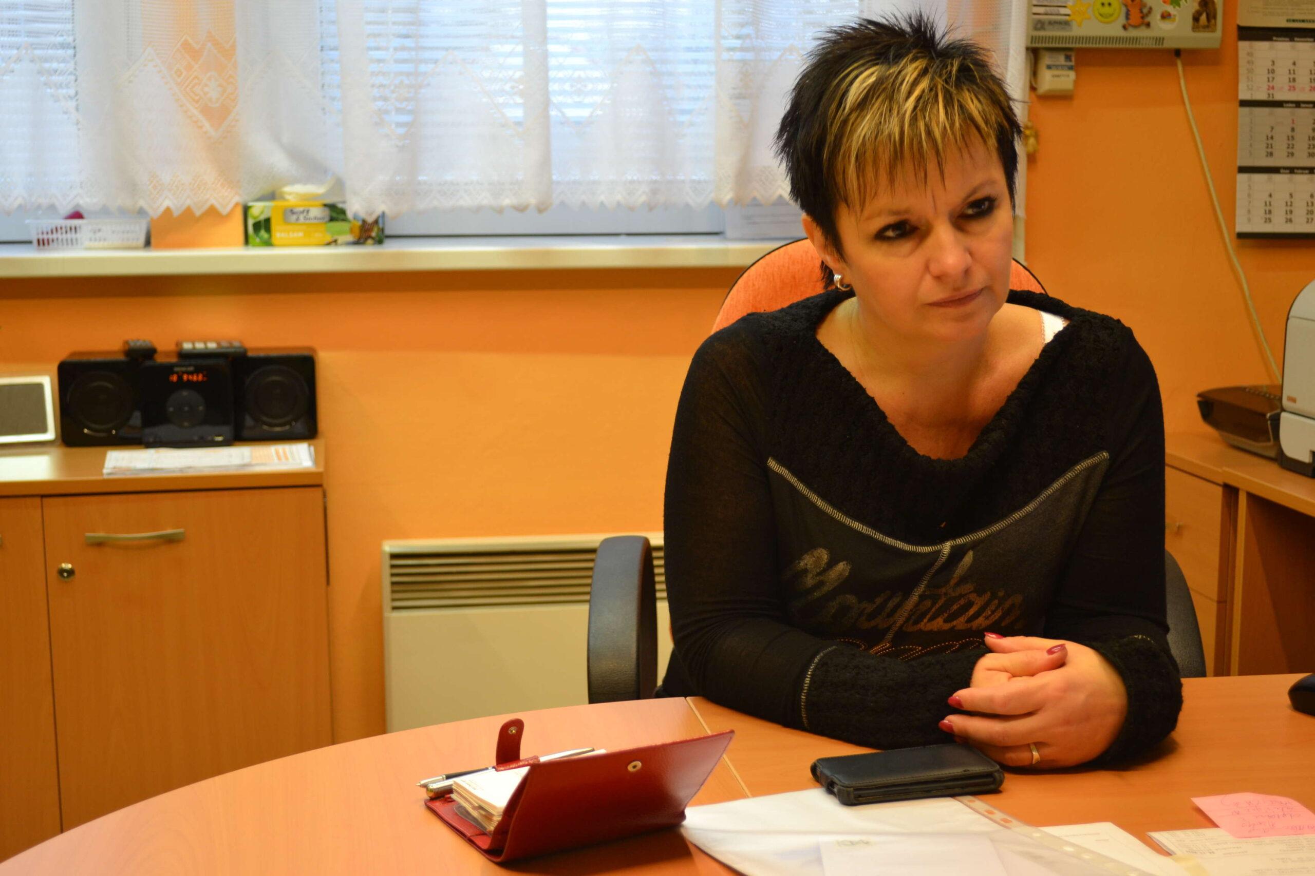 Ludmila Mašková, ředitelka MŠ Duha