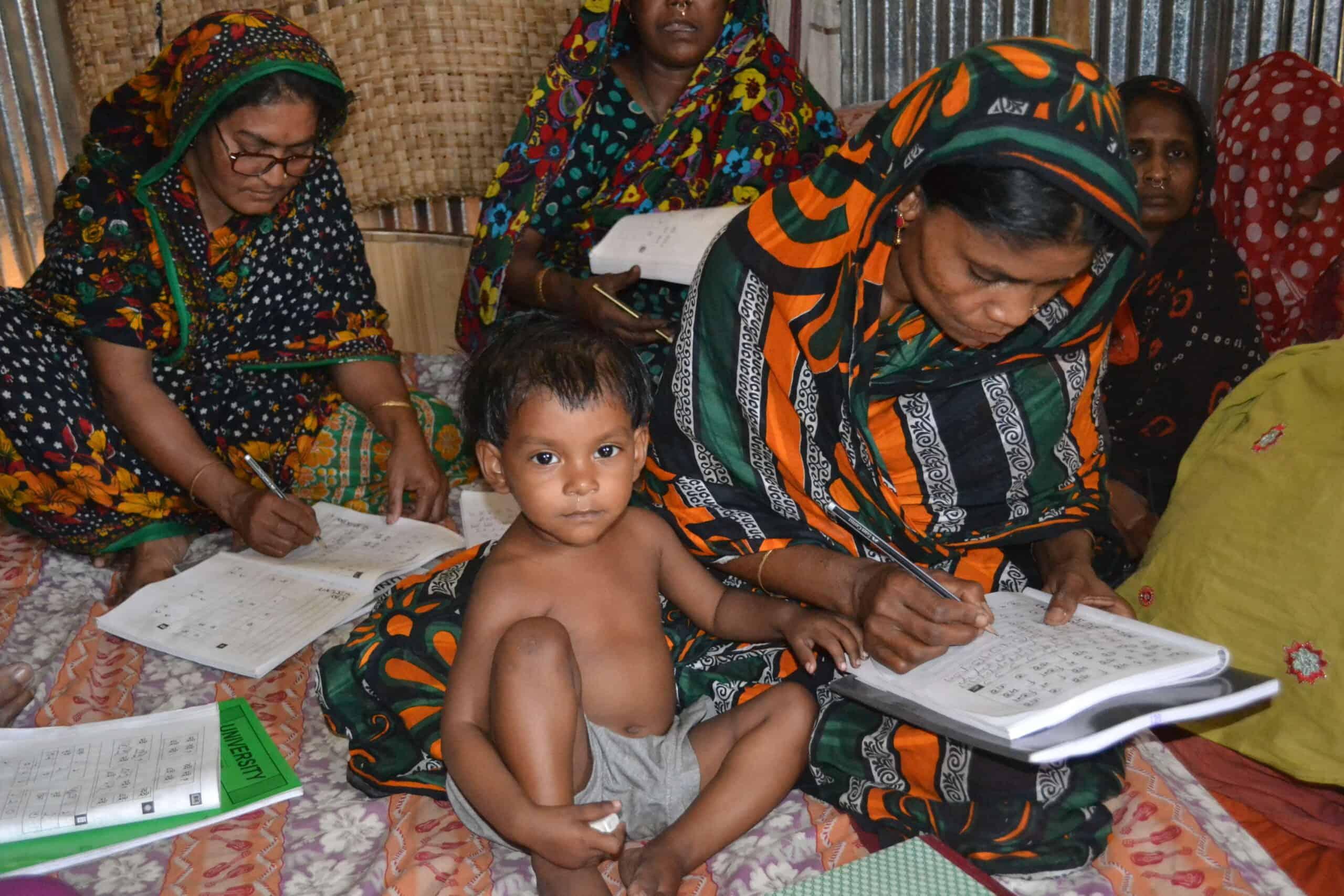 Kurz gramotnosti pro maminky