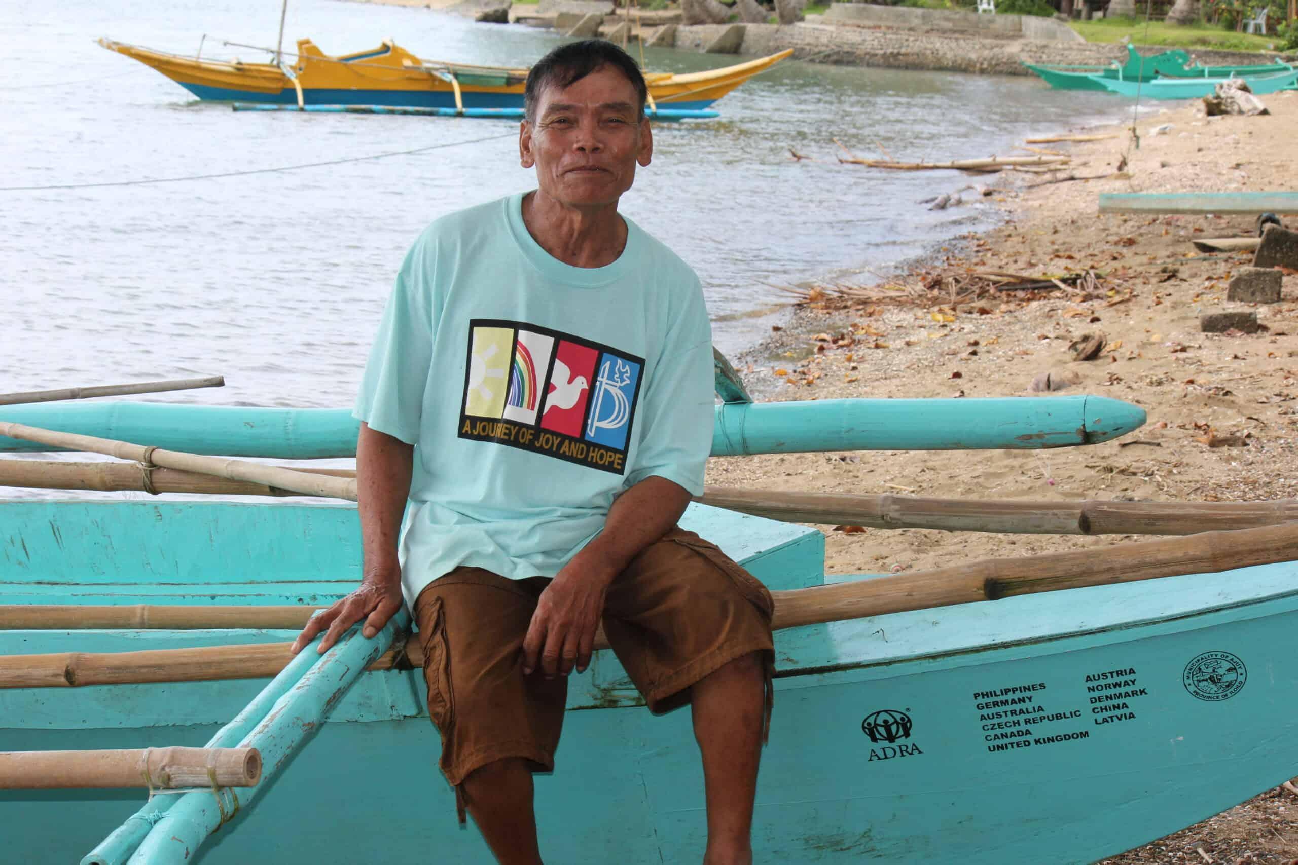 Rybář zAjuy